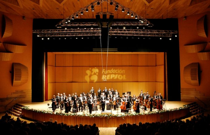 Image of The Symphonic Orchestra of Galicia