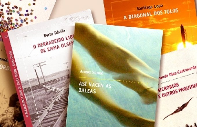 Winning short stories from previous editions of the Fundación Repsol Short Story Award