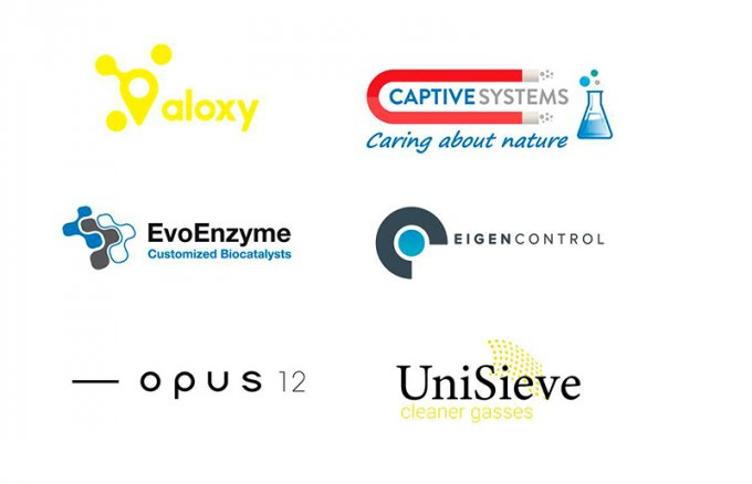 Six new energy startups join our accelerator program