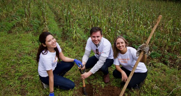 Discover the winning projects in Entrepreneurial Volunteering initiative